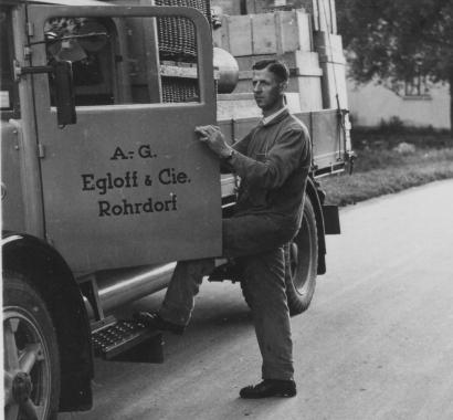Egro-Chauffeur 1945