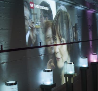 200 Jahre Schweizer Geschichte Bundesarchiv Museumsnacht 2015