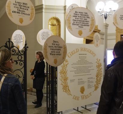 Schweizerisches Bundesarchiv Museumsnacht 2017