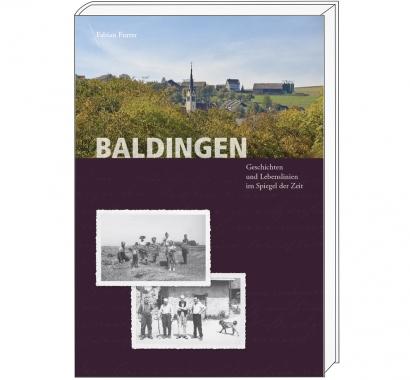 Buch Baldigen Cover