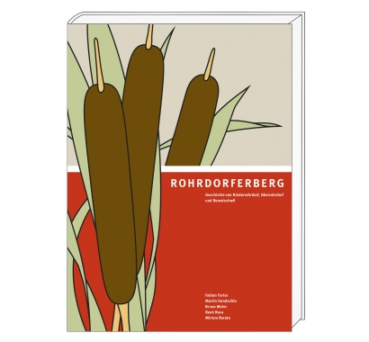 Cover Regionalgeschichte Rohrdorferberg