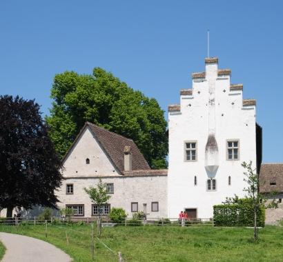 Ritterhaus Bubikon: Bild: living-in-a-box.ch