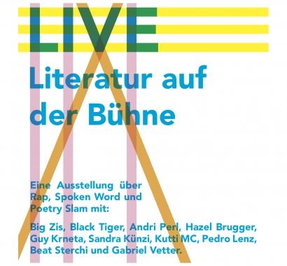 Plakat LIVE