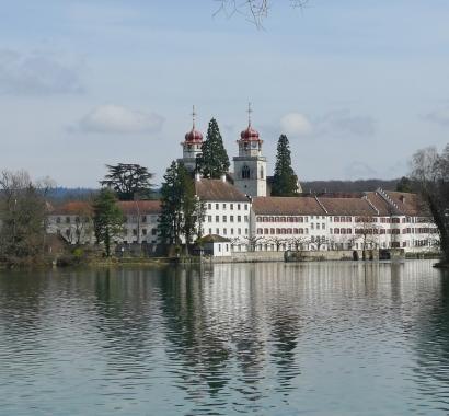 Klosterinsel Rheinau ZH